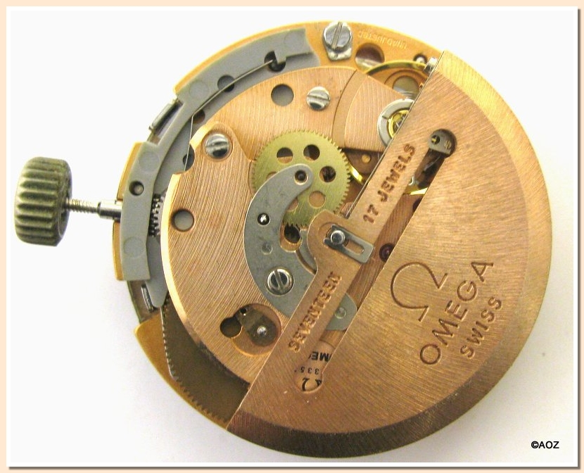 negozio online 57d94 8ce80 Antica Orologeria Zamberlan - Il Lemania calibro 5100