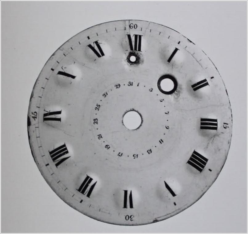quadranti orologi antichi